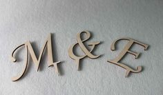 Wedding Cake Topper Initial Accessory Monogram Birthday Cake Decoration Supplies | eBay