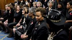 At the State of the Union, fashion puts women on mute – INFORUM   http://www.todayoutfits.xyz/2018/02/01/at-the-state-of-the-union-fashion-puts-women-on-mute-inforum/
