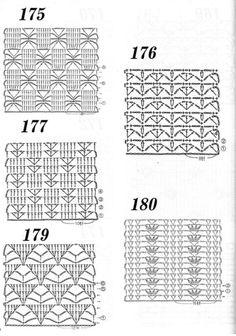 Patterns - узор крючком