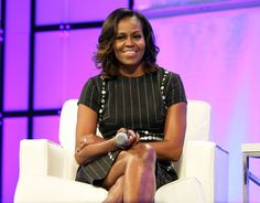 Michelle Obama blasted for 'condescending' and 'out of touch' advice to women Michelle Obama Quotes, Michelle And Barack Obama, Presidente Obama, Robin Roberts, Strong Words, Out Of Touch, Running For President, Former President, Civil Rights