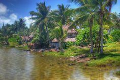 Kiribati Bodies of Water