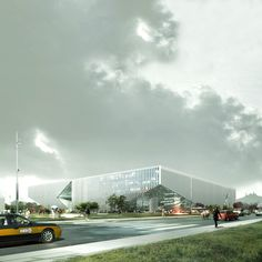 Previous experience of Only If principal Adam Frampton completed at OMA in Rotterdam, The Netherlands and Hong Kong from Sports Stadium, Collage Techniques, Rem Koolhaas, Maritime Museum, Urban Design, Art And Architecture, Beijing, Facade, Places To Visit