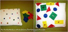 Activitati educative de la suflet la suflet: Dezvoltarea motricitatii fine pentru varsta 2-3 ani - idei de jocuri si activitati Toddler Learning Activities, Baby Sensory, Kids And Parenting, Autism, Montessori, Gift Wrapping, Gifts, Bebe, Projects