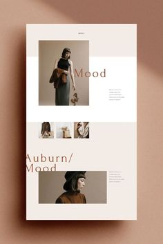 The Auburn Brand Sheets are a series of 24 individually designed branding template sheets designed in both Adobe Photoshop and Adobe Indesign.   Also known as Brand 'One Sheet' or Style Sheet, the brand sheets are a way to present the key elements of your brand identity on a single page. The brand sheet projects a company's identity and defines how your clients, customers and partners view that business. Layout Design, Web Layout, Page Design, Design Web, Vector Design, Website Design Inspiration, Graphic Design Inspiration, Fashion Website Design, Site Portfolio