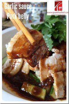 Sichuan Garlic Paste Pork Belly (蒜泥白肉) #guaishushu #kenneth_goh #蒜泥白肉