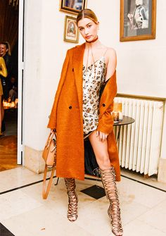 21 Times Hailey Baldwin's Style Has Been the Best in Hollywood via @WhoWhatWearUK