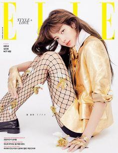 BLACKPINK's Lisa is a flower among flowers for 'Elle Korea' magazine.Lisa is the cover model for the February issue of 'Elle Korea', and she took on … Blackpink Lisa, Kim Jennie, South Korean Girls, Korean Girl Groups, Rapper, Lisa Black Pink, Prada, Pinterest Instagram, Blackpink Members