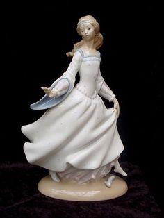 LLADRO Figurine CINDERELLA.