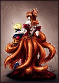 Naruto and fem kyuubi fanfiction