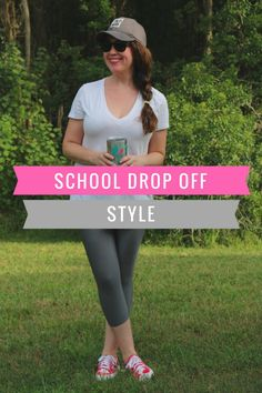 School Drop Off Styl