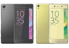 Differences Specs and Price of Sony Xperia X Series - Sony has just launched three variants of its latest smartphone the Xperia X Performance, Xperia X and Xperia XA, terasbut latest three devices introduced at MWC 2016 in Barcelona. When viewed from sgi design, three variants of this latest Sony Xperia maih using a design similar to the previous Xperia series.