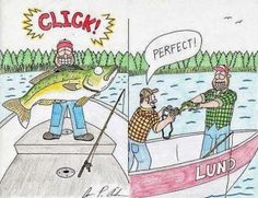 Joke From the River......Share with all friends for a laugh!