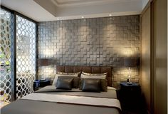 Modern Luxury Bedroom, Luxurious Bedrooms, Interior Exterior, Decoration, 3 D, Bathtub, Furniture, Plans, Home Decor