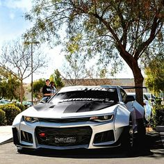 Best Sports Cars : Illustration Description XIX Design Chevy Camaro ZL1 Z_litwhips