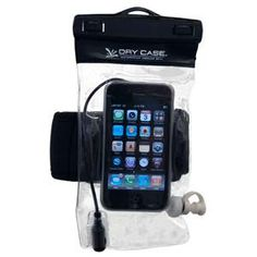 Everki IPod Iphone Water Proof Surf Case with Ear buds