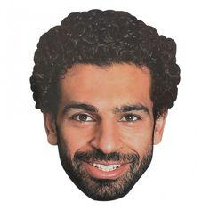 LFC Salah Mask | Liverpool FC Official Store Football Themes, Official Store, Liverpool Fc