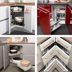 1 000 meuble angle cuisine pinterest meuble angle meuble - Amenagement placard d angle cuisine ...