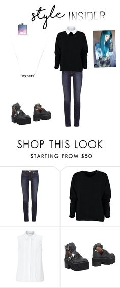 """""""Simple"""" by scarlett-vanity ❤ liked on Polyvore featuring Tory Burch, John Lewis, Jeffrey Campbell, contestentry and styleinsider"""