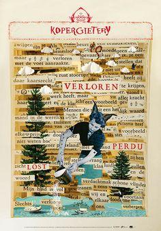 Sassafras De Bruyn | Illustratrice/grafisch vormgeefster: boeken, projecten, vrij werk | Gent, België