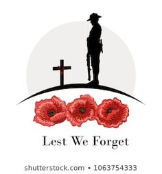 Find Anzac Day Banner Silhouette Soldier Paying stock images in HD and millions of other royalty-free stock photos, illustrations and vectors in the Shutterstock collection. Thousands of new, high-quality pictures added every day. Remembrance Day Posters, Remembrance Day Pictures, Remembrance Day Activities, Remembrance Day Poppy, Anzac Soldiers, Birthday Wishes Gif, Memorial Day Flag, Poppy Images, Remembrance Day