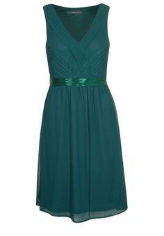 ESPRIT Collection Robe de soirée - vert - ZALANDO.FR
