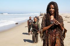 Still of Naomie Harris in Pirates of the Caribbean: At World's End