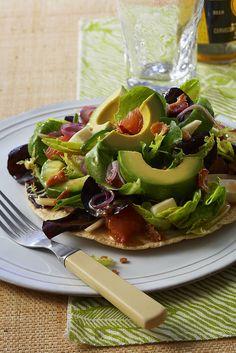 Avocado Grapefruit Salad   Flickr: Intercambio de fotos