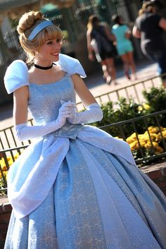 That is probably my dream job. I would love to be a princess face character sooo much!!!!!!