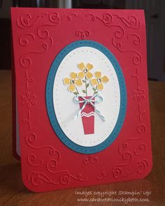 Pictogram Punches; Stampin Up; Card Creations by Beth