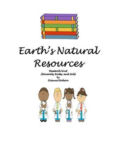 The Earth's natural resources research unit was created to help students' research topics to gain an understanding of some of the different types of minerals, rocks, and soil found on Earth. This unit integrates English language arts and science.