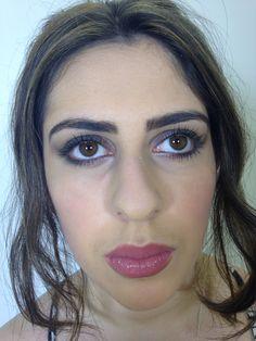 TV presenter glam look