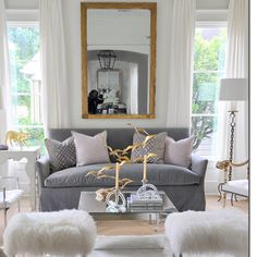 """""""A TOUCH of GOLD""""  This simple colour palette, is glamourised with gold accents !! #sittingroom #white #geey #fur #texture #contrast #gold #interiors #teend #inspiration #decor #instahub #instaweb #igers #picoftheday #all_shots  #australiagram  #iphonesia #ig_nesia #gmy #jj #hdr #instagood #instago #igers #bestagram  #white #popular #love #beautiful"""