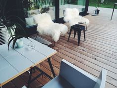 End of the summer at the terrace - Coco Sweet Dreams   Lily.fi
