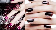 omber nail polish designs | Ombre Nail Art – popular techniques for gradient nails