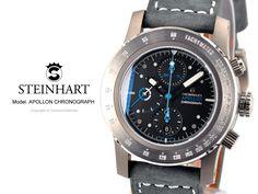 Steinhart - Apollon Chronograph