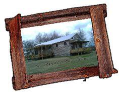 Tallahatchie Flats - River Shacks to rent