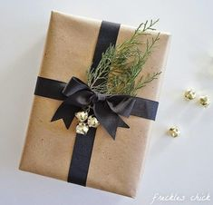 This afternoon all three of my children start their Holiday school break...which means any covert gift wrapping that needs to be done dur...