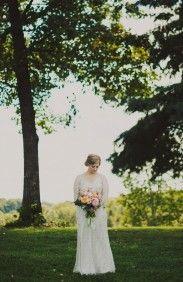 Georgia Horse Farm Wedding Ruffled