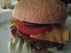 Essen gehen in Baden-Baden: Burger im porter House   Hubert-testet