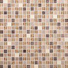 "Marvel 5/8"" x 5/8"" - Gemstone Mosaic Tile By SouthCypress.com"
