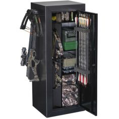 Stack-On Buck Commander AC-2 Steel Bow Cabinet - Tractor Supply Online Store