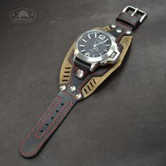 ARMADILLO - Изделия из кожи Watch Straps, Leather Design, Victorian Era, Leather Working, Leather Craft, Clocks, Mens Fashion, Watches, Bracelets