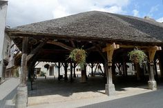 Nolay | dieudeschats Gazebo, Outdoor Structures, Beautiful Places, Kiosk, Pavilion