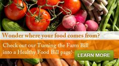 Farm Bill into Food Bill- Environmental Working Group