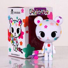 Palette Vinyl Toy by Tokidoki