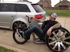 Big(wheel) Pimpin'