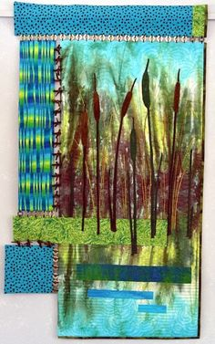 The Art Quilt Blog: Hi from Sharon
