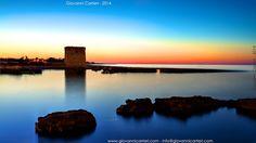 A #sunset #lights up San Vito, a village of #Polignano a Mare #photography #landscape #puglia