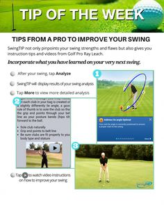 Golf Channel Chipping Tips Product Golf Swing Analyzer, Cheap Golf Clubs, Golf Gps Watch, Golf Apps, Golf Pride Grips, Golf Putting Tips, Golf Simulators, Chipping Tips, Driving Tips
