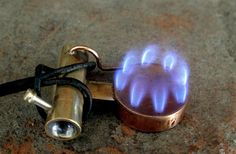 Stove Necklace